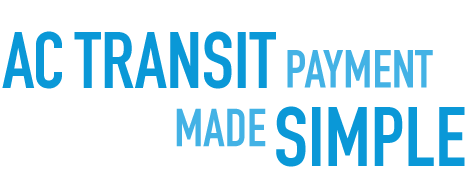 AC Transit payment made simple