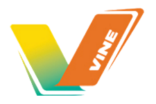 The VINE logo